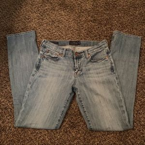 Lucky Brand Sweet n Straight Light Wash Jeans